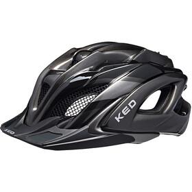 KED Neo Visor - Casco de bicicleta - negro